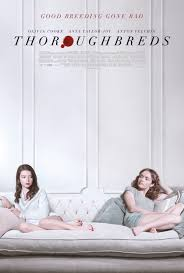 thoroughbreds movie poster