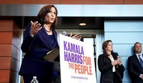 Senator Kamala Harris Announces Her Presidential Bid (1)