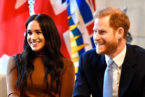 Royal Family MEGXIT