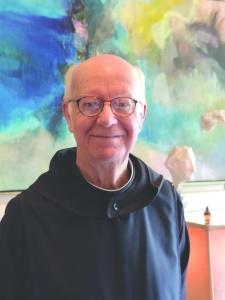 Fr. Kilian Headshot